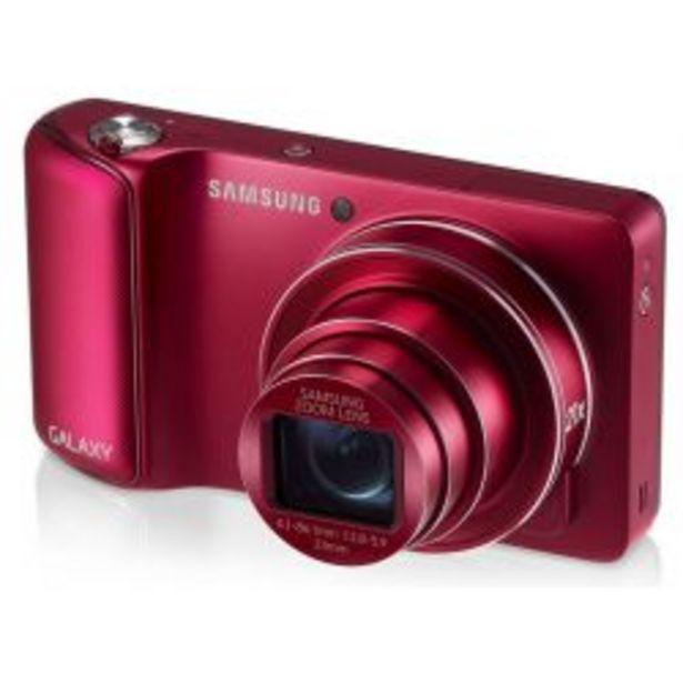 Samsung EK-GC100 Galaxy Camera Appareils Photo Numériques offre à 139,99€