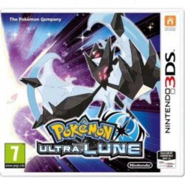 Pokémon Ultra-Lune - 3DS offre à 15€