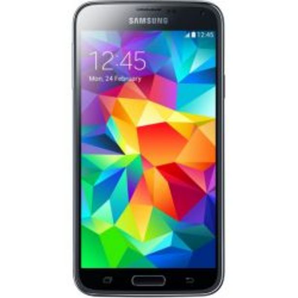 Samsung Galaxy S 5 16GB SM-G900F NFC LTE Téléphones Mobiles / Smartphones offre à 89,99€