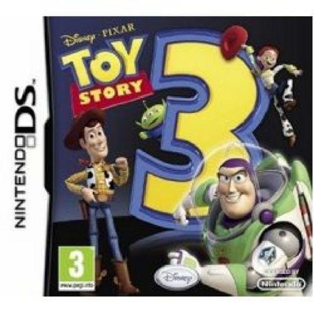 Toy Story 3 - DS offre à 4,95€