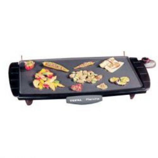 Tefal Plancha Grill Barbecues Electriques (Noir) offre à 19,99€