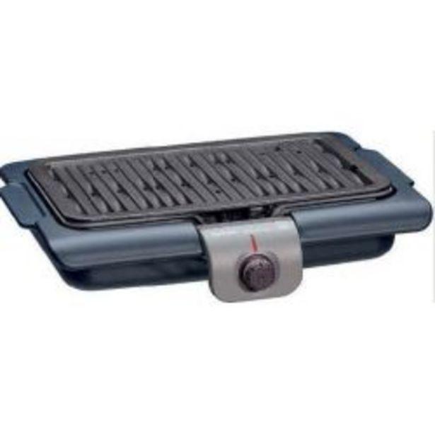 Tefal CB 2100 BBQ Easygrill Contact Barbecues Electriques (Bleu et Noir) offre à 24,99€