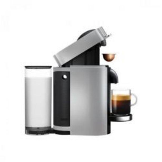 Magimix M600 Vertuo /PLUS Silver 11386 Cafetière et Expresso offre à 69,99€