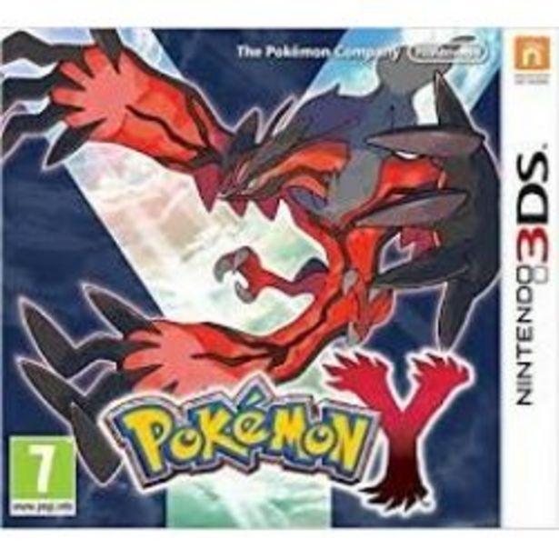Pokémon Y - 3DS offre à 24,99€