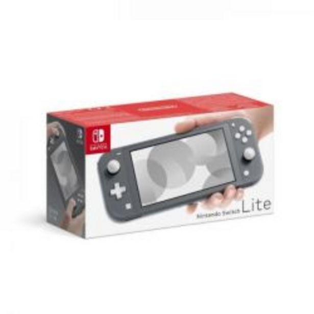 Hardware Nintendo Switch Lite Grise - Consoles offre à 149,95€