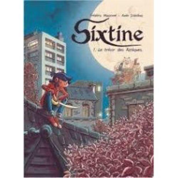 Sixtine Tome 1 - L'or Des Aztèques offre à 6,99€