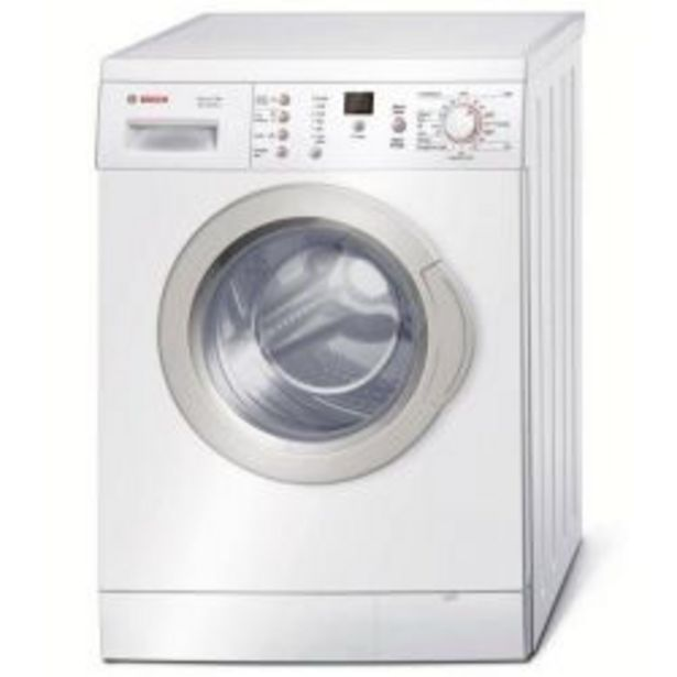 Bosch WAE28320FF Lave Linge offre à 159,99€