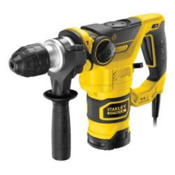 Stanley FME1250K Perforateur Electrique offre à 99,99€