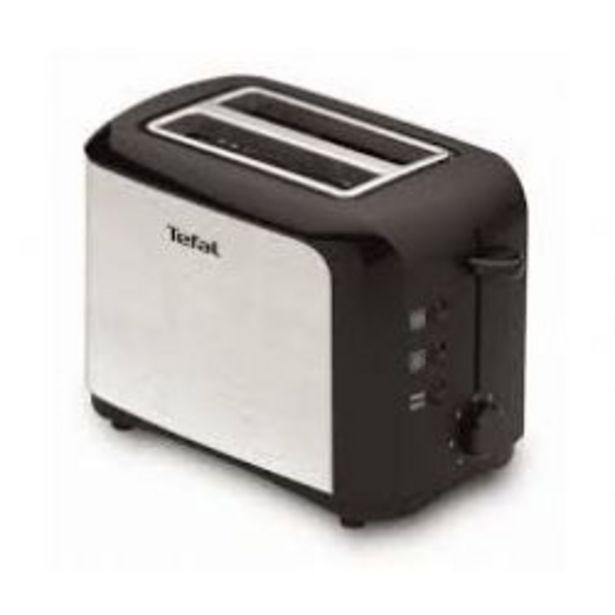 Tefal TT356110 Express 2 Slice Toaster Grille Pain offre à 19,99€