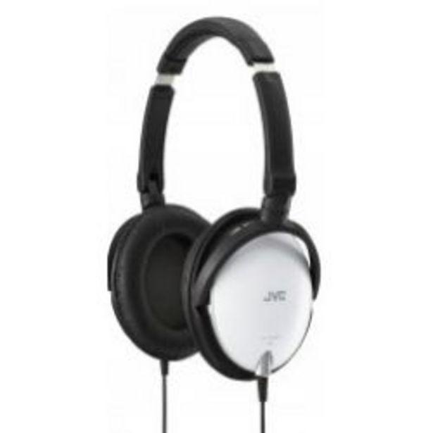 JVC HA-S600-W Casques (Blanc) offre à 19,99€