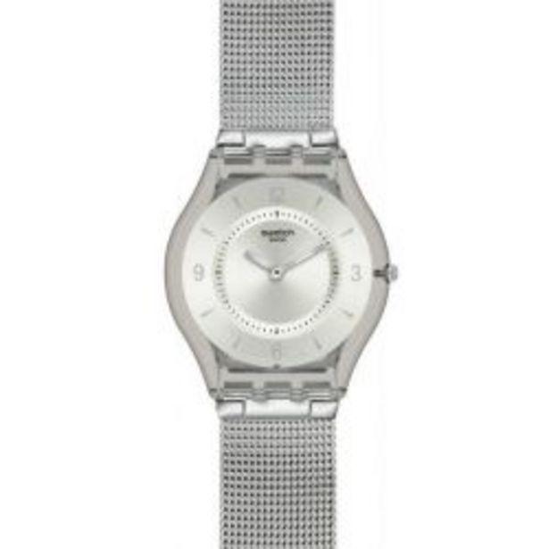 Swatch Metal Knit SFM118M - Montre femme offre à 69,99€