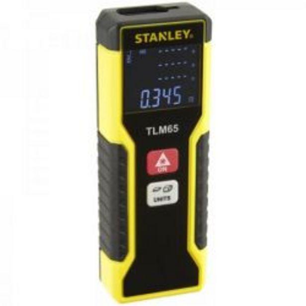 Stanley Tlm 65 - Laser mesure distance offre à 34,9€
