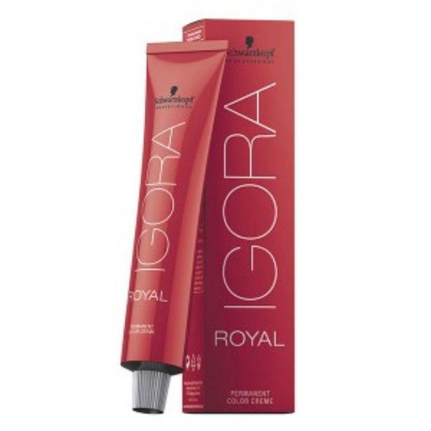 Coloration permanente Igora Royal offre à 11,25€