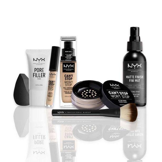 Kit maquillage du teint offre à 84,5€