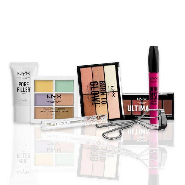 Kit maquillage - embellir son... offre à 81,9€
