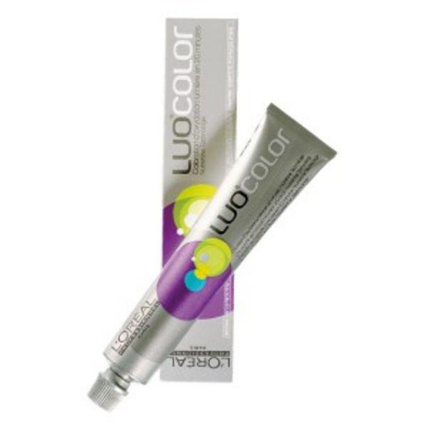Coloration permanente Luo Color offre à 10,95€
