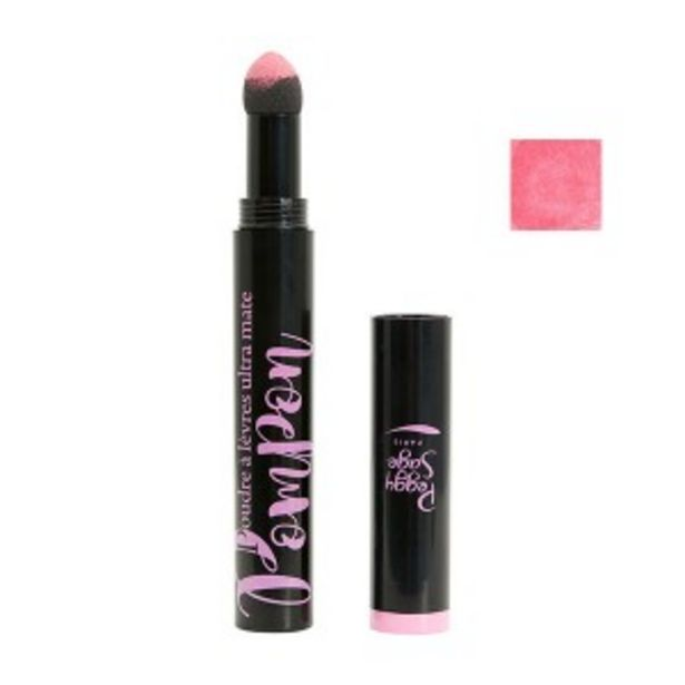 Rouge à lèvres ultra mat Pompon... offre à 10,9€