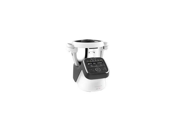 Robots de cuisine MOULINEX Companion XL HF80C800 Blanc offre à 449,99€