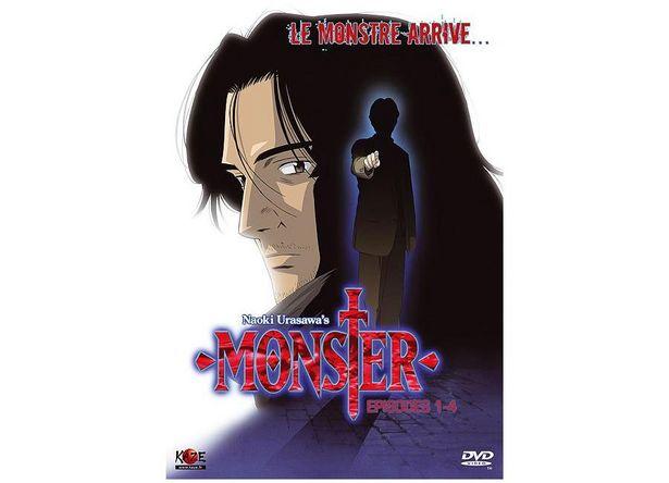 DVD  Monster - Dvd Découverte DVD Zone 2 offre à 0,99€