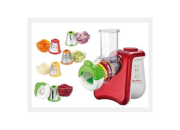 Robots de cuisine MOULINEX Fresh Express Max DJ 810510 offre à 29,99€