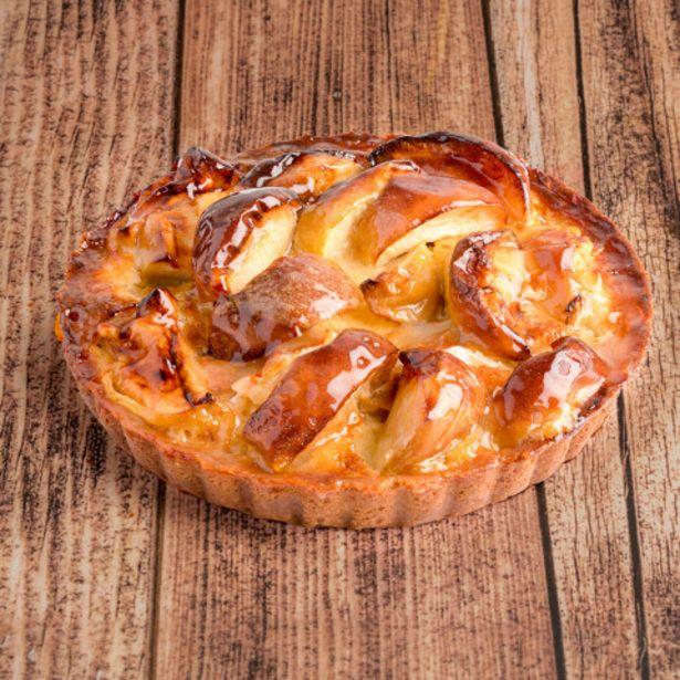 Tarte aux pommes fermière offre à 9,9€