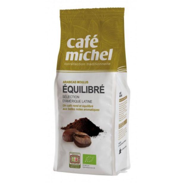CAFE MÉLANGE ÉQUILIBRE 250G offre à 3,43€
