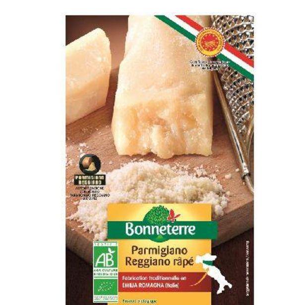 Parmigiano Reggiano Râpé Aop 50 G offre à 2,74€