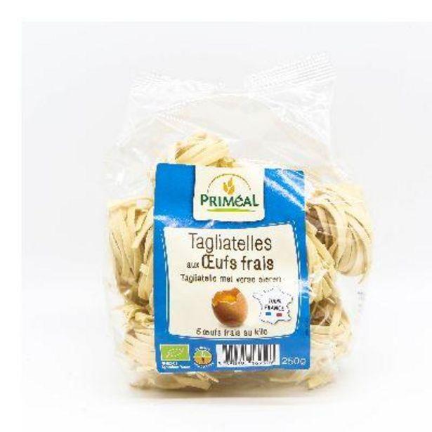 Tagliatelles Aux Oeufs Frais offre à 2,56€