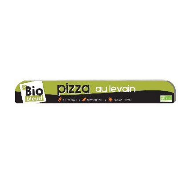 Pâte à Pizza Au Levain offre à 2,44€