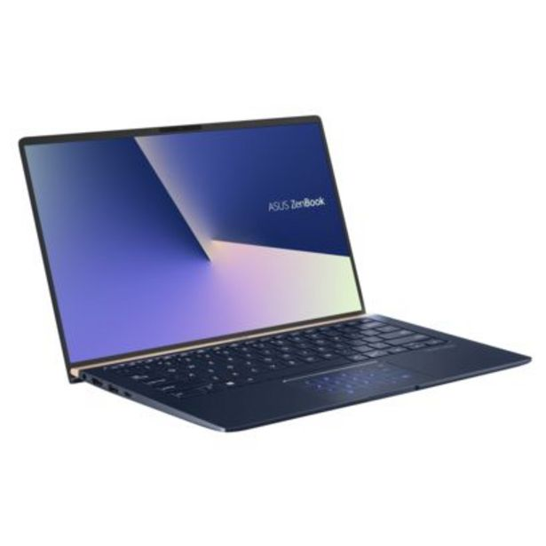 ZenBook 14 - UX434FA-A9103T - Bleu roi offre à 899,99€