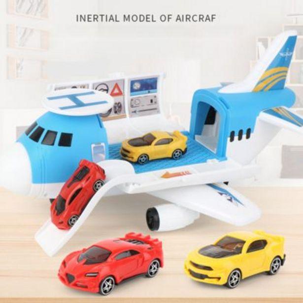 Avion de passagers de grande taille d'avion de jouet des... offre à 18,71€