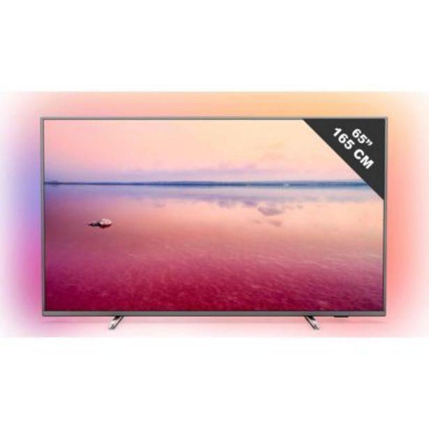 TV LED 65 offre à 714,99€