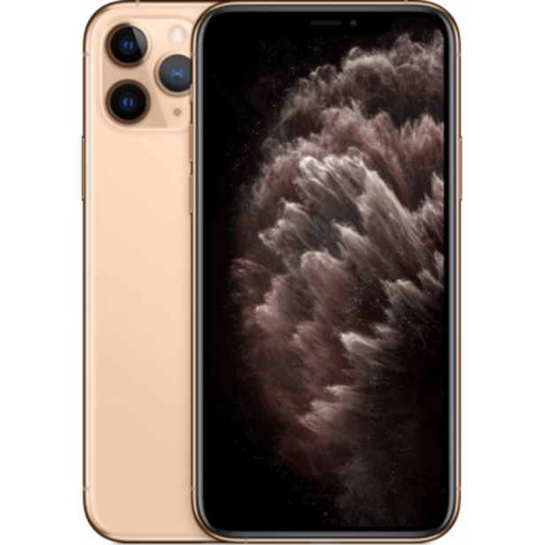 IPhone 11 Pro - 64 Go - MWC52ZD/A - Or offre à 1059€
