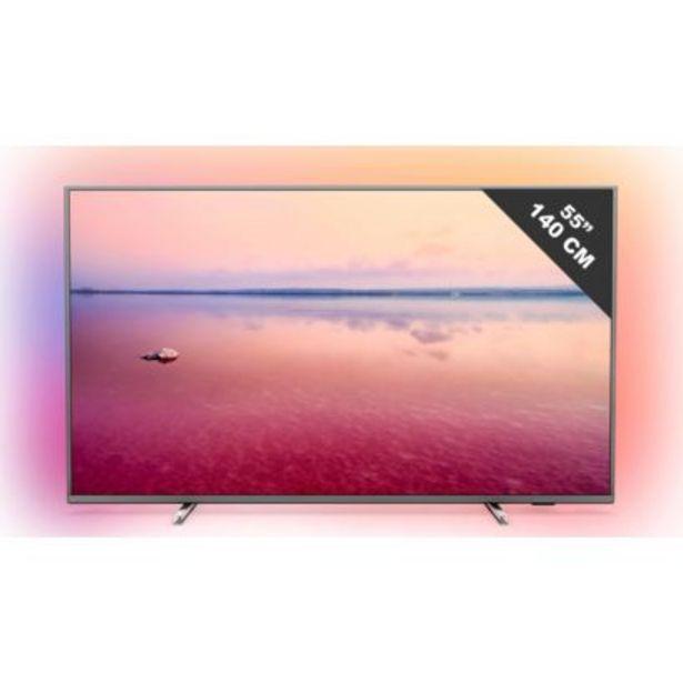 TV LED 55 offre à 509€