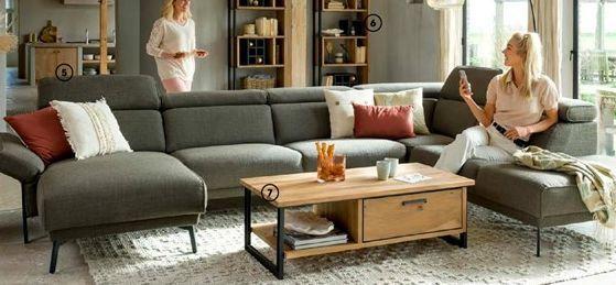 Canapé d'angle offre à 3849€