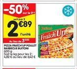 Pizza offre à 2,89€