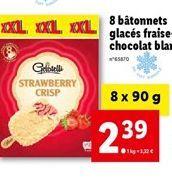 Glace au chocolat offre à 2,39€