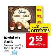 Glace au chocolat offre à 2,55€