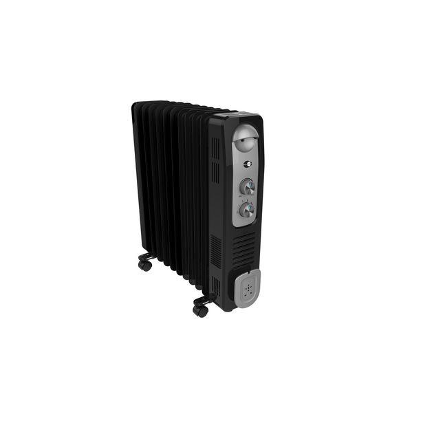 Radiateur bain d'huile électrique EQUATION Olea 2900 W offre à 55,99€