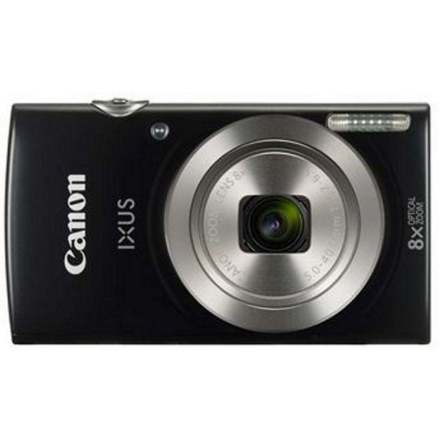 Appareil photo Compact Canon IXUS 185 Noir offre à 109€