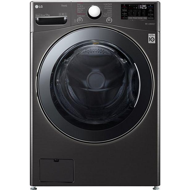 Lave linge hublot LG F71P12BS offre à 949€