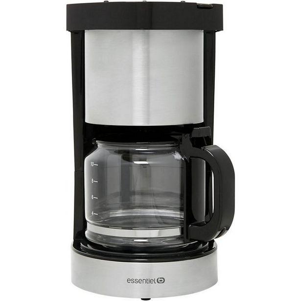 Cafetière filtre Essentielb ECF 3n DANDY offre à 12,5€