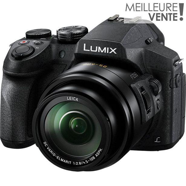 Appareil photo Bridge Panasonic DMC-FZ300 + 2ème batterie offre à 399€