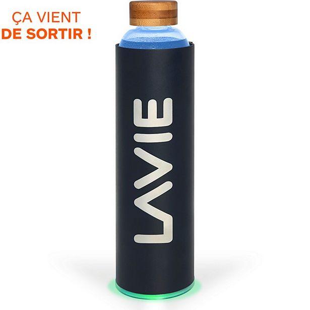 Purificateur d'eau Lavie Pure Anthracite offre à 169€