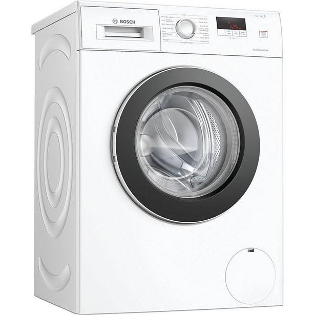 Lave linge hublot Bosch WAJ28087FF offre à 419€