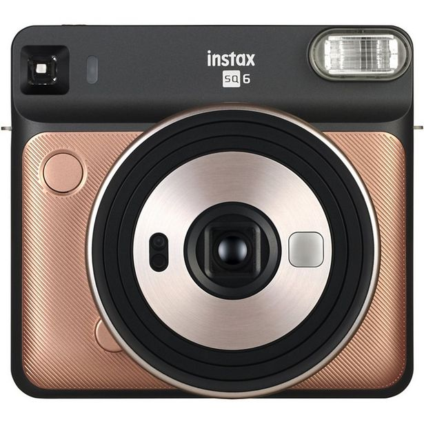 Appareil photo Instantané Fujifilm Instax Square SQ6 Blush Gold offre à 99,99€