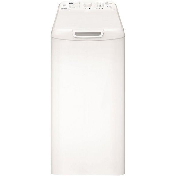 Lave linge top Vedette VLT125W offre à 299€