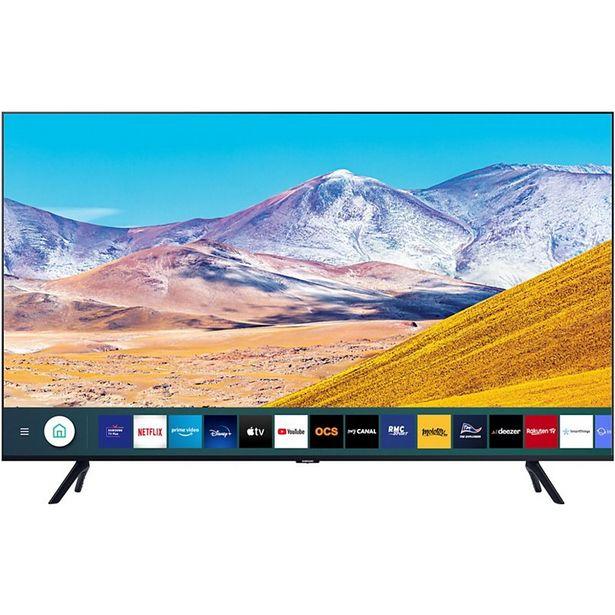 TV LED Samsung UE65TU8005 2020 offre à 799€