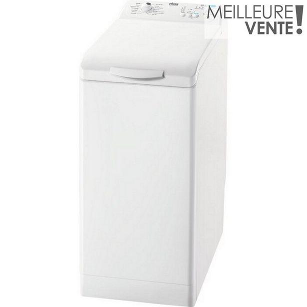 Lave linge top Faure FWQ6328C/ offre à 329€