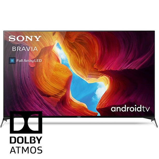 TV LED Sony KD55XH9505 Android TV Full Array Led offre à 1290€